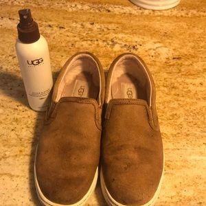 Ugg Sneakers w/ water repellent solution